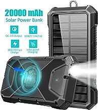 solar power bank 50000