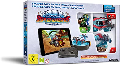Skylanders Superchargers: Starter Pack for iPad; iPhone & iPod touch