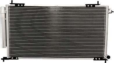 BOXI A/C AC Condenser with Receiver Drier For Honda CR-V 2002-2006 / Honda Element 2003-2011 2.4l L4 80110SCVA01 3112