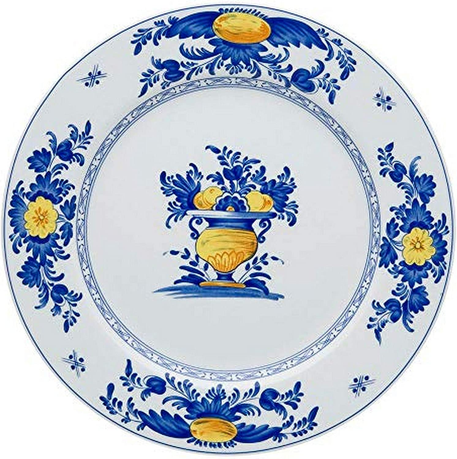 Vista Alegre Viana Porcelain Dinner Now free shipping Plate of Year-end gift Set 4