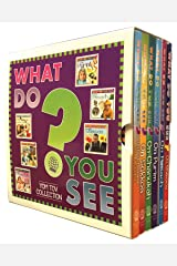 What Do You See 6-vol. Yom Tov Collection Board book