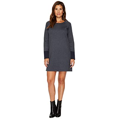 Lilla P Reversible Dress (Charcoal/Navy) Women