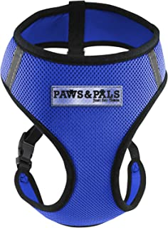 Paws & Pals Pet Control Harness for Dog & Cat Easy Soft Walking Collar, X-Large
