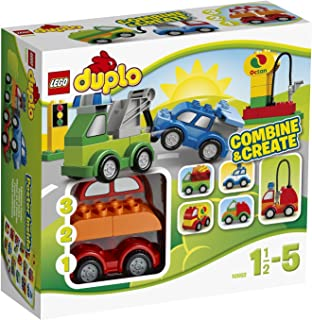 LEGO Duplo - Mis Primeros vehículos (10552)