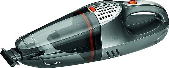 Clatronic AKS 832 nat-droog-accustofzuiger, permanent stoffilter (uitwasbaar), direct-drive-functie, 12 volt, antraciet