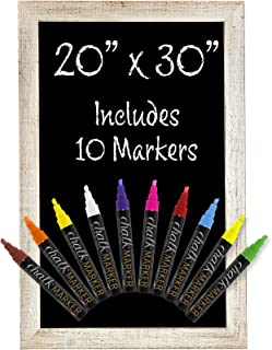 Best magnetic chalkboard officeworks Reviews