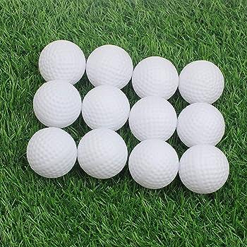 Crestgolf Bolas de Golf Prácticas de plástico Perforado Bolas de ...