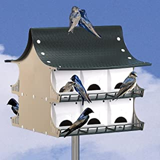 S and K Purple Martin House, 12 Room