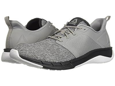 Reebok Print Run 3.0 (Tin Grey/Foggy Grey/Coal/White) Men
