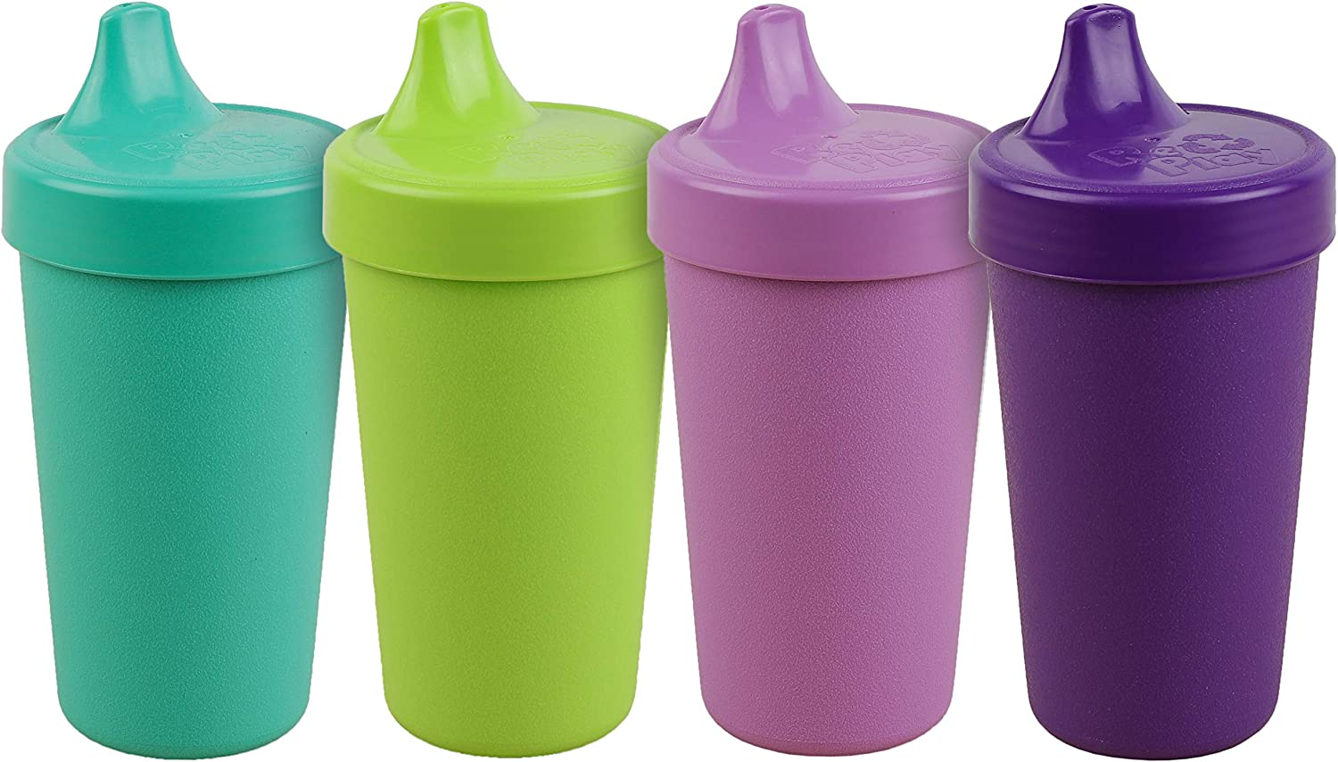 RE-PLAY 4pk - 10 shipfree oz. No Spill Toddler Fashion Sippy for Baby and Cups