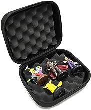 CASEMATIX Protective Amiibo Collector Case Fits Six Amiibo Figures Such as Smash Bros , Legend of Zelda , Monster Hunter and More Nintendo Wii U , Nintendo Switch , and Nintendo 3DS Amiibo's
