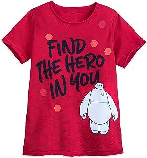 Baymax T-Shirt for Boys - Big Hero 6: The Series Multi