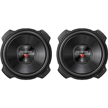"2 New Kenwood KFC-W3016PS 12"" 4000 WATT Car Audio Subwoofers Subs Woofers 4 Ohm"