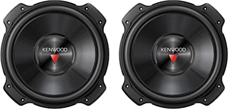 "2 New Kenwood KFC-W3016PS 12"" 4000 WATT Car Audio Subwoofers Subs Woofers 4 Ohm"
