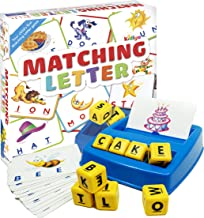 Matching Letter Game for Kids - Spelling Game for Learning O