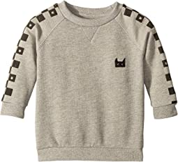 Flagged Fleece Sweatshirt (Infant/Toddler)