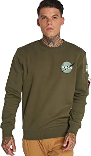Alpha Industries Space Shuttle Sweatshirt Dunkelgrün XXL