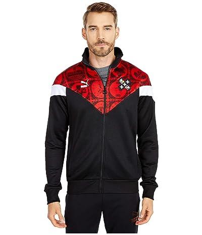 PUMA Amsterdam Track Jacket (Puma Red/Puma Black) Men