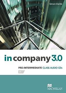 In Company 3.0 Pre-Intermediate Class Audio CDs (2)