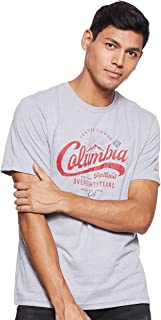 Columbia Men's Leathan Trail Tee Tees And T-Shirts