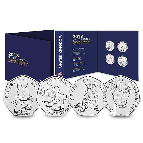 Beatrix Potter 50p Coins: Amazon co uk