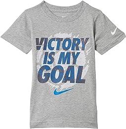 Victory Is My Goal Tee (Little Kids)