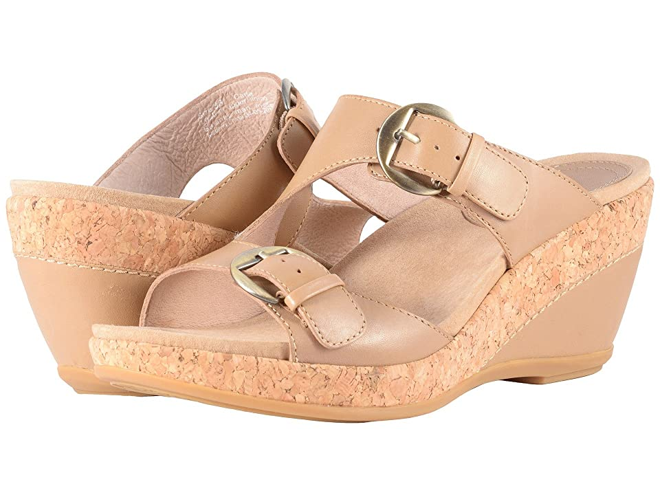 Dansko Carla (Sand Full Grain) Women