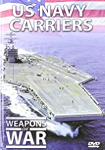 US Navy Carriers: Weapons Of War (Number 3 in the Series), DVD & Booklet