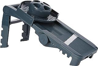 Lacor- 60331 - Mandolina De plástico 5 cuchillas y Exprimid