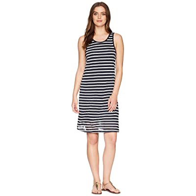 Splendid Tank Top Dress (Navy) Women