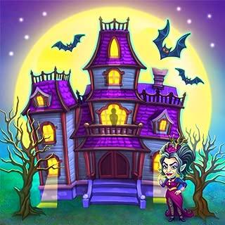 Monster Farm: Happy Halloween in Ghost Village