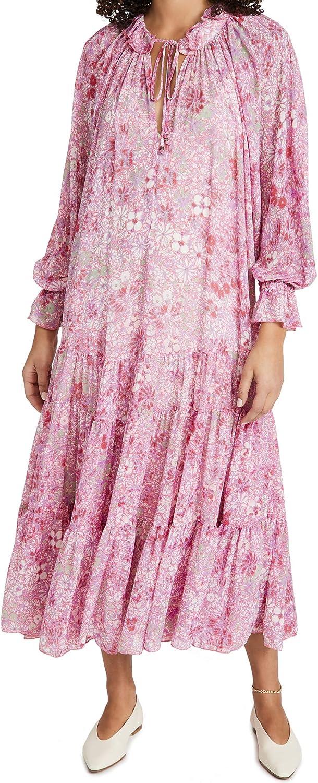 Free People Women's Feeling Groovy Maxi Dress