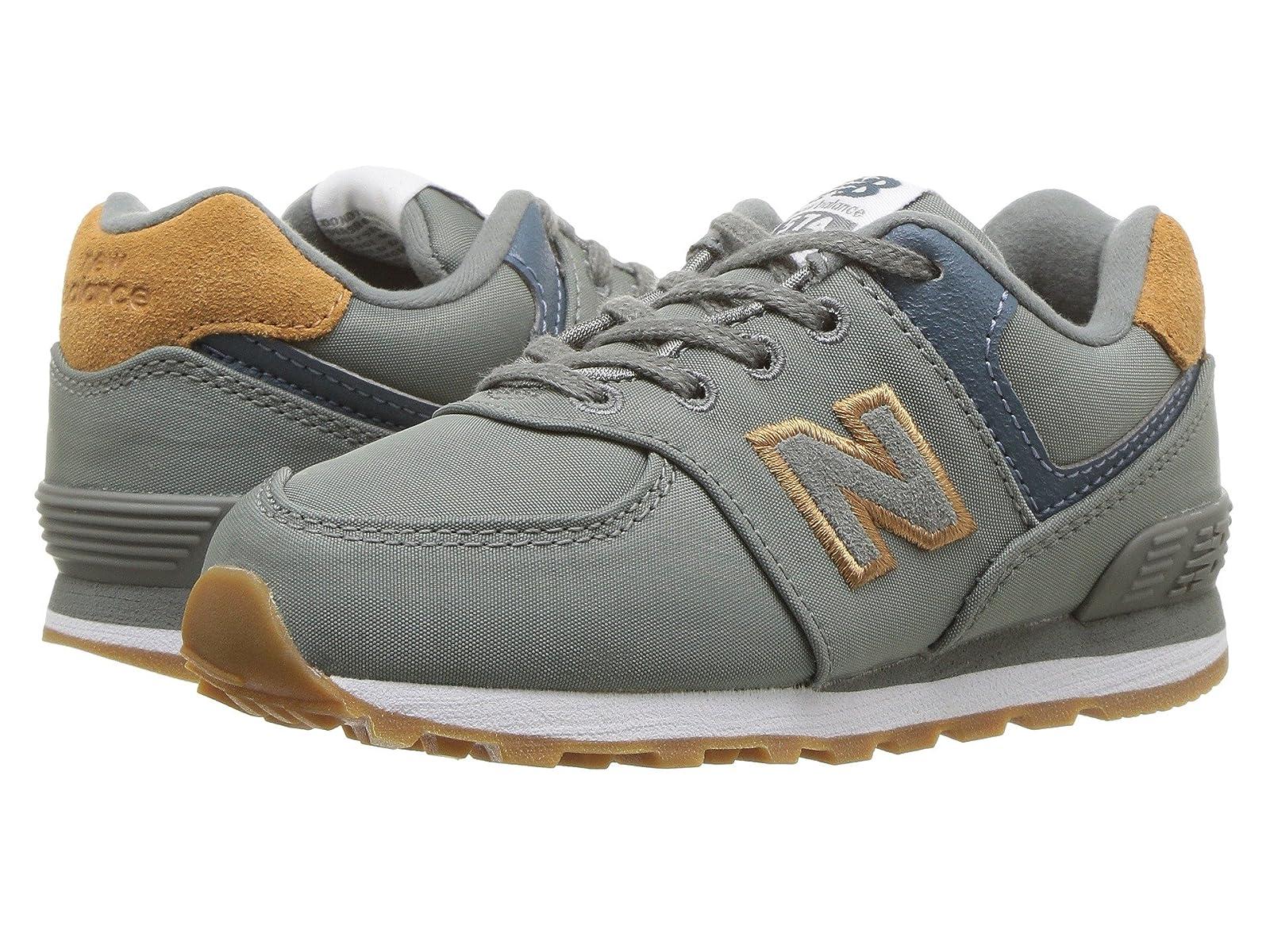New Balance Kids IC574v1 (Infant/Toddler)Atmospheric grades have affordable shoes
