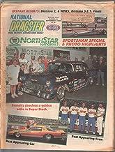 National Dragster-NHRA 9/9/1988-Northstar Nationals-Craig Liberty-Brad Brandt-VG