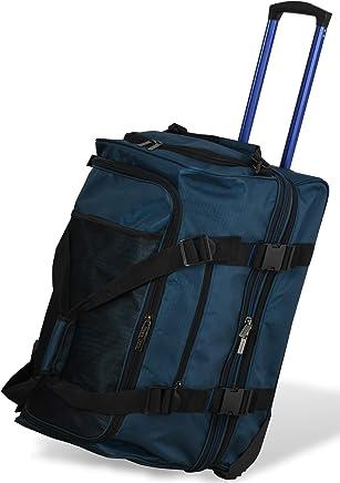 【PROEVO/プロエボ】3WAY BOSTON CARRY 大容量 ボストンキャリー 超軽量 PVC 2輪 アウトドア レジャー 家族旅行 スーツケース キャリーケース キャリーバッグ バックパック