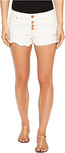 Buttoned Up Shorts
