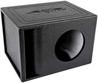Amazon Com Ported 8 Inch Subwoofer Boxes Enclosures Subwoofers Electronics