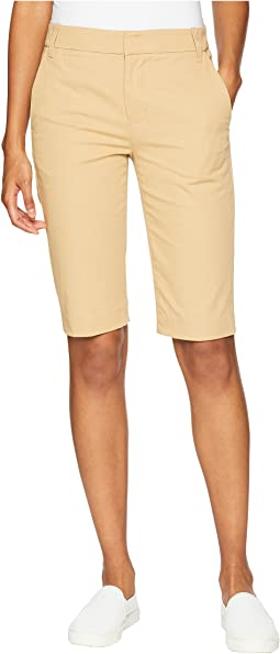 Coin Pocket Bermuda Shorts