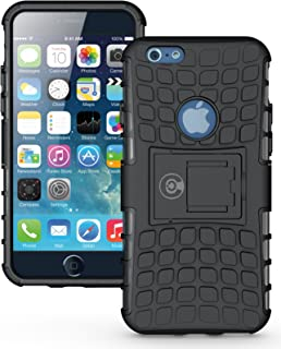 iPhone 6S Case, iPhone 6 Case Black by Cable and Case – [Heavy Duty] Tough Dual..