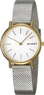 skagen ladies signature watch
