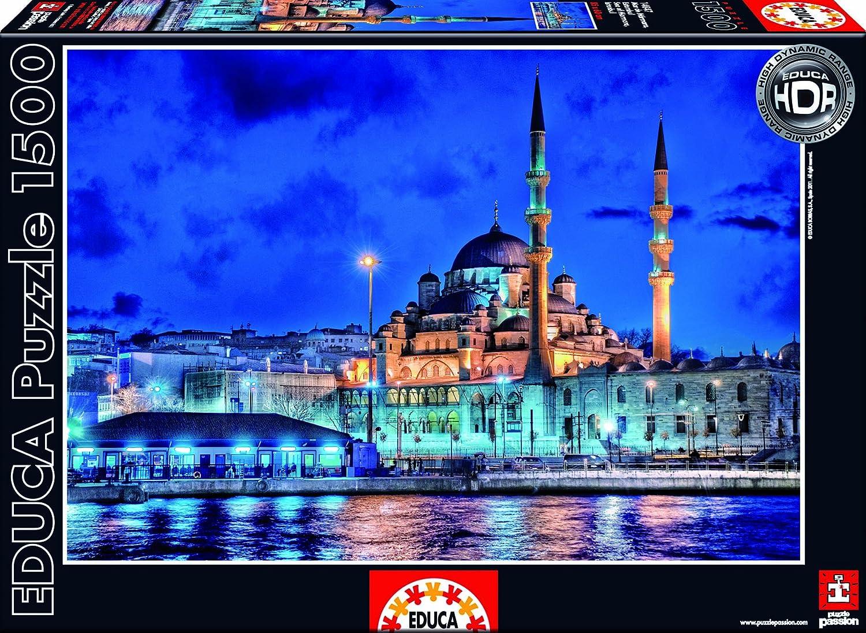 Educa Borras 14847 Jigsaw Puzzle Sea of Marmara Istanbul HDR 1500 Pieces