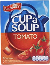 Batchelors Cup a Soup Tomato 4 Sachets 93 g (Pack of 9)