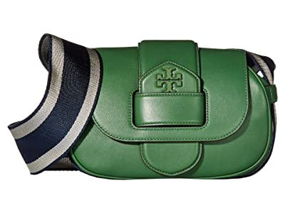 Tory Burch Kira Shoulder Bag (Watercress) Handbags