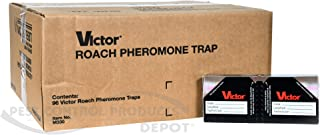 Victor Roach Pheromone Trap - 96 Traps