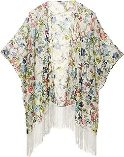 Best chiffon cover up kimono Reviews