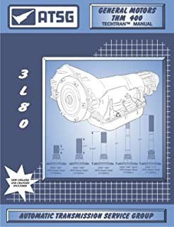 THM 400 Techtran Manual, ATSG Automatic Transmission Service Group