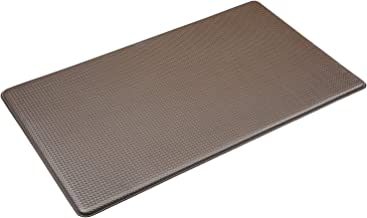 ZVV Kitchen Mat Cushioned Anti-Fatigue Comfort Floor Mats, Non-Slip PVC Standing Rugs for Home, Sink, Laundry, Office, Des...