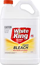 White King Premium Lemon Bleach, 4.5 L