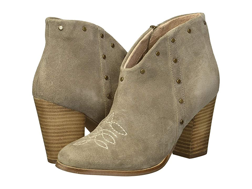 Ariat Unbridled Kaelyn (Taupe Suede) Cowboy Boots