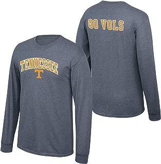 Elite Fan Shop NCAA Long Sleeve Shirt Dark Heather Back